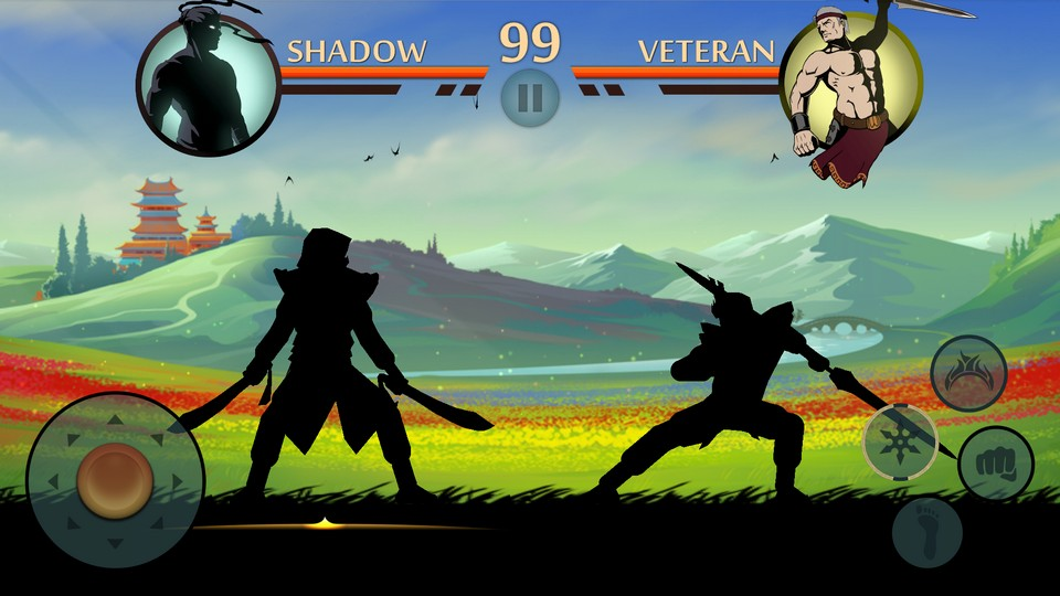 shadow fight 2 hack review